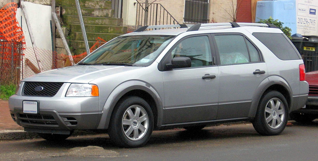 2007 Ford Freestyle #3