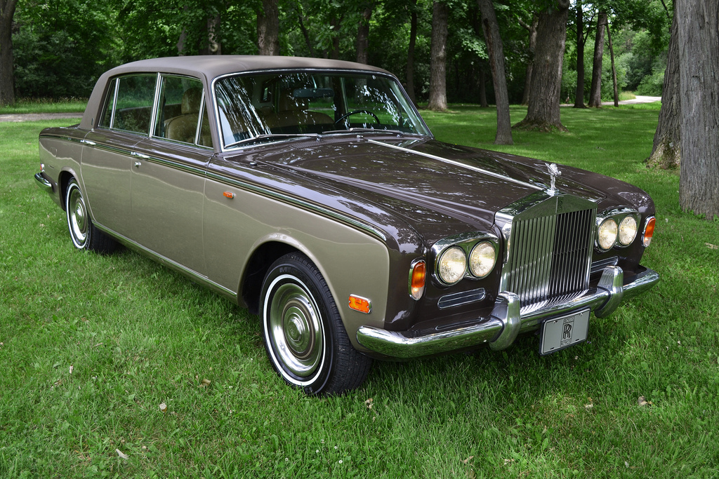 1972 Rolls royce Silver Shadow #5