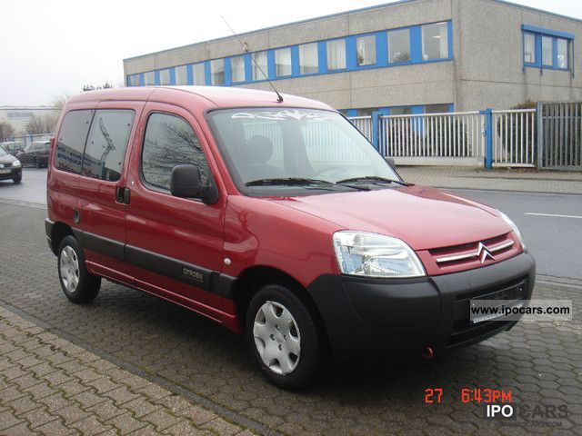 2003 Citroen Berlingo #4