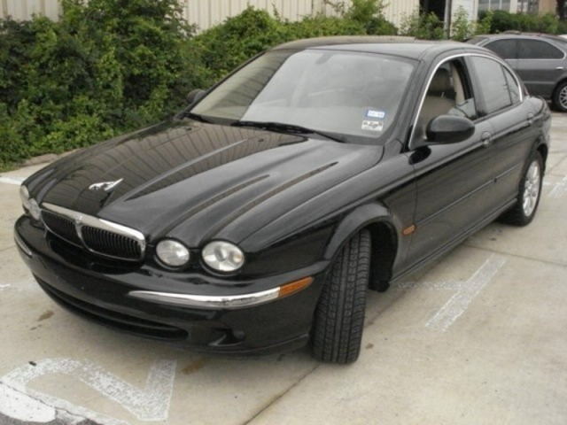 2003 Jaguar X Type #5
