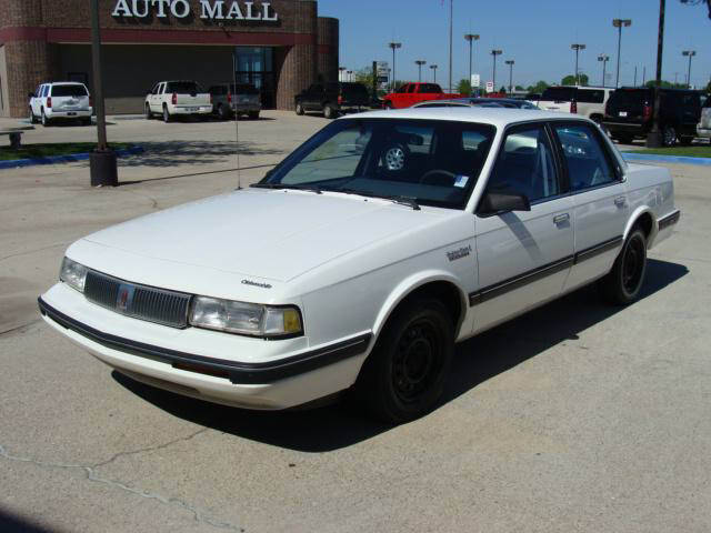 1992 Oldsmobile Cutlass Ciera #7