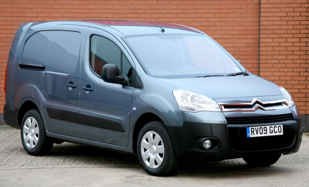 2009 Citroen Berlingo #3