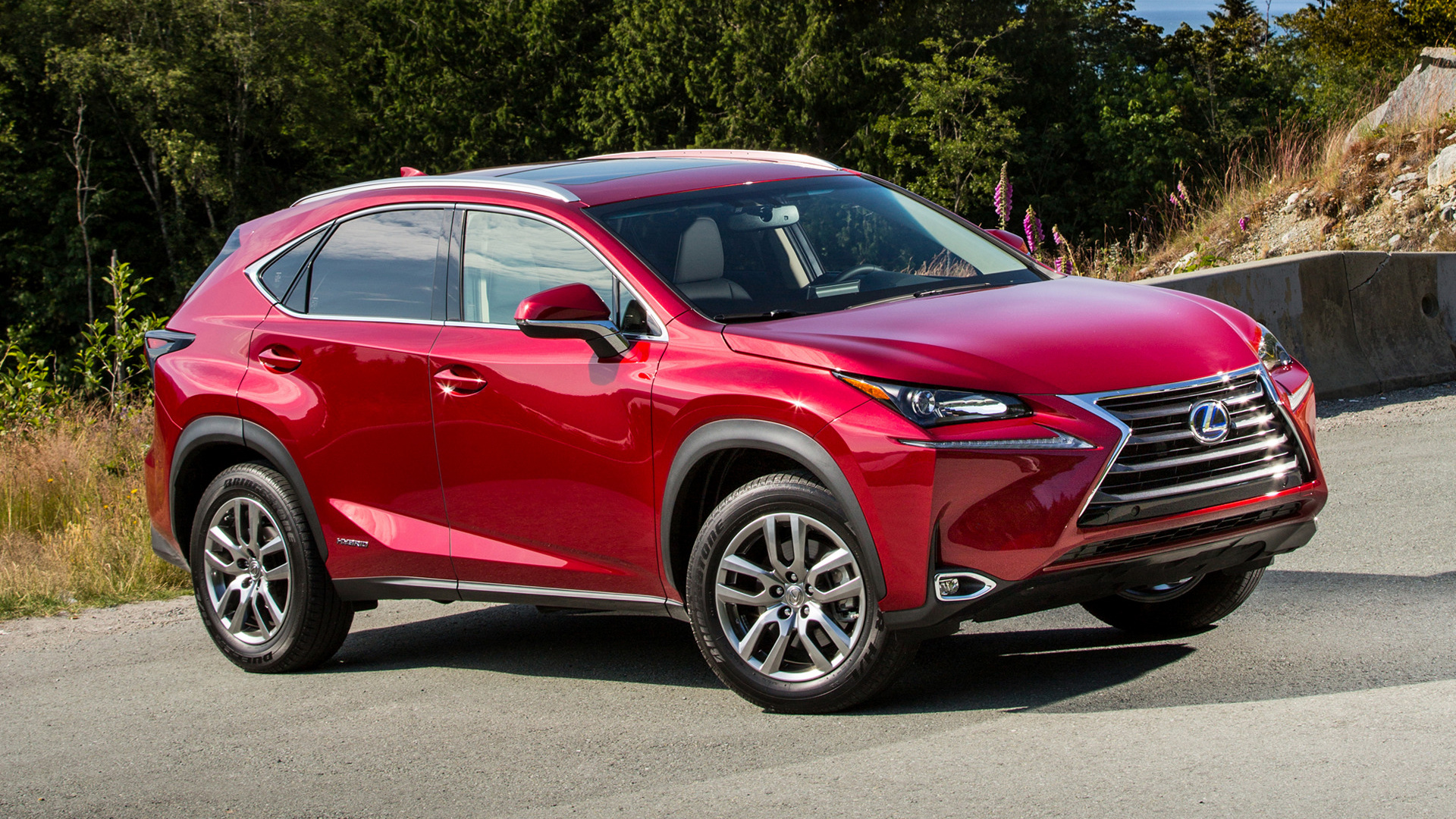 2015 lexus nx 300h photos informations articles. Black Bedroom Furniture Sets. Home Design Ideas