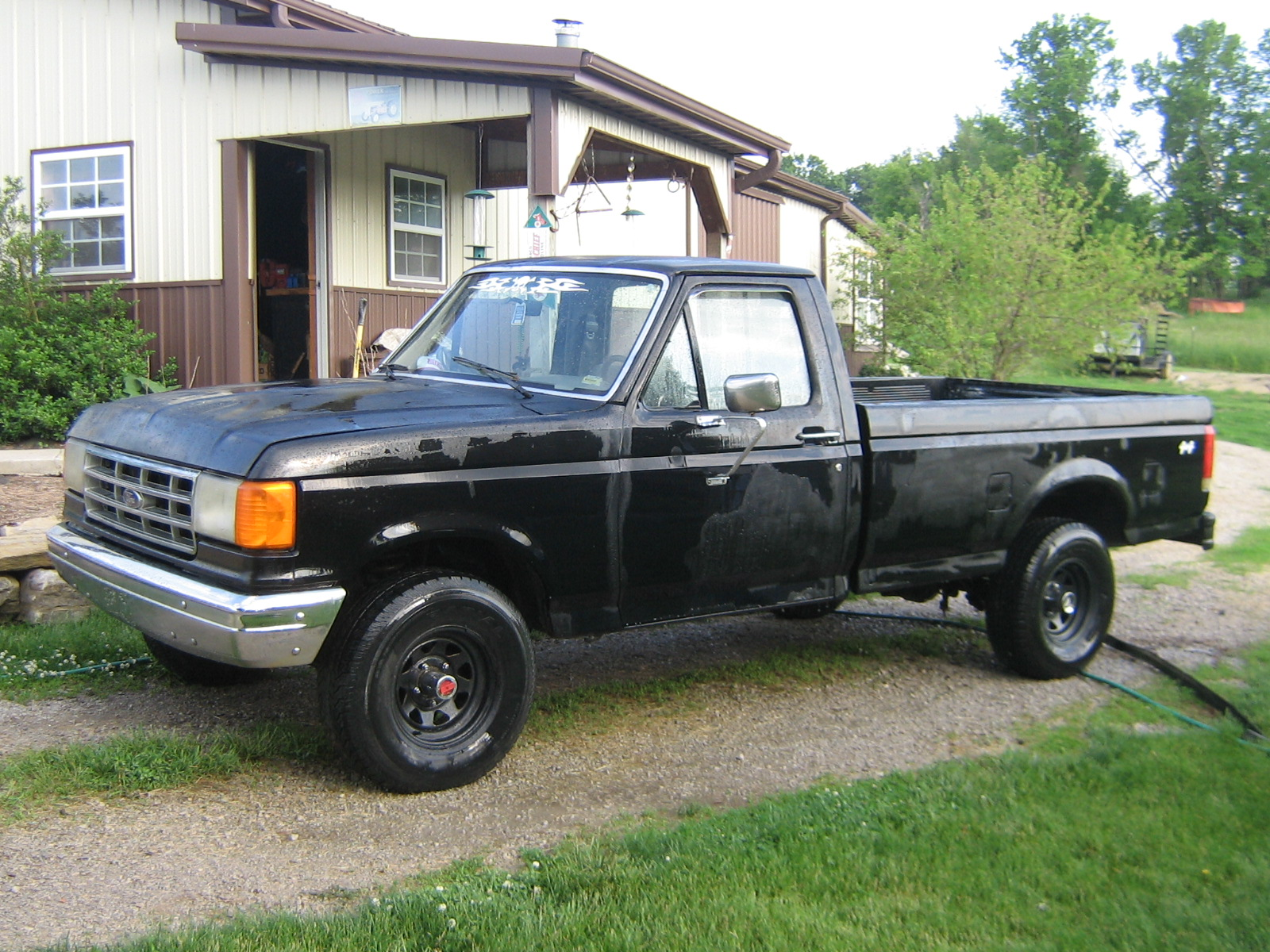 1991 Ford F-150 #5