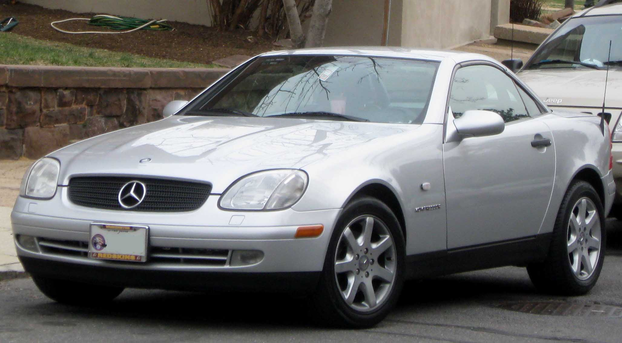 1997 Mercedes-Benz SL #5