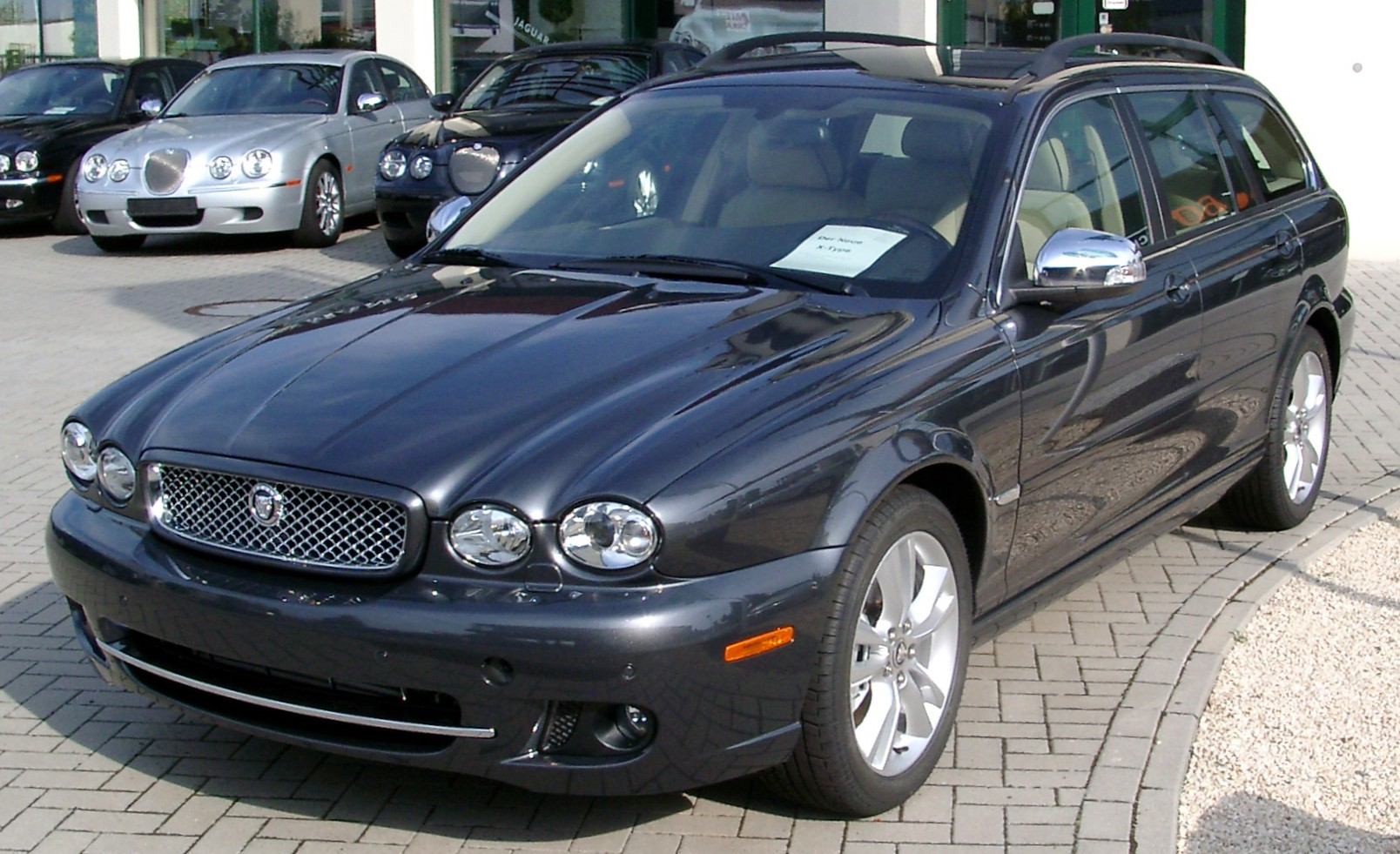 Jaguar X-type #3