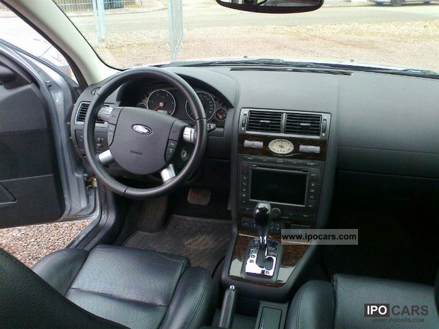 2004 Ford Mondeo #16