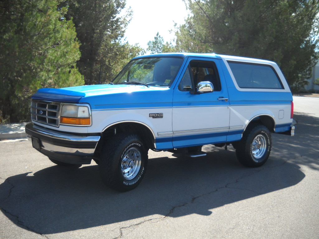 1994 Ford Bronco #2