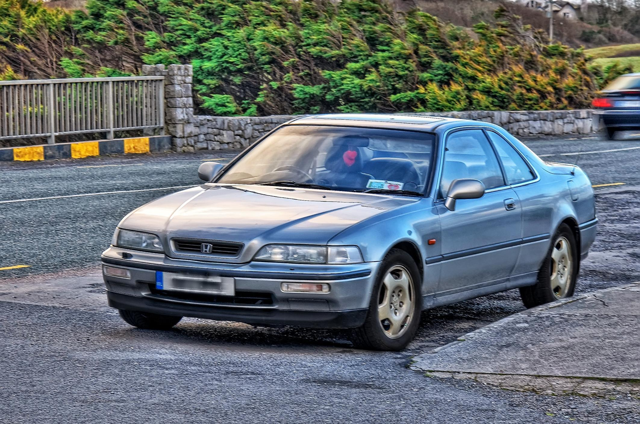 1993 Honda Legend #9