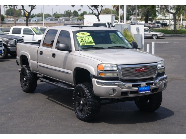 2005 GMC Sierra 2500hd #10