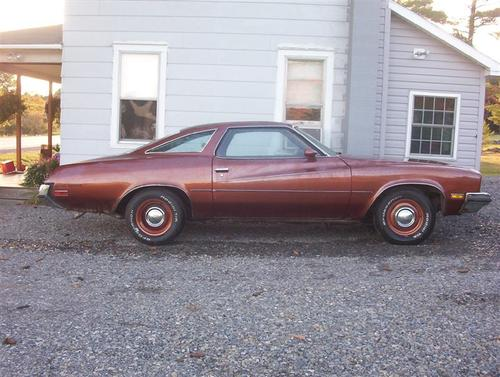 1974 Buick GS #9