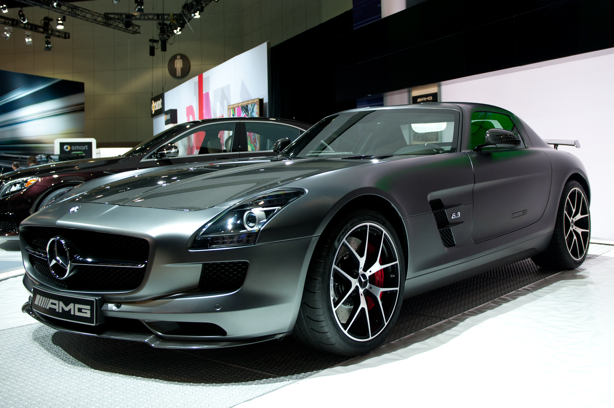 2015 Mercedes-Benz Sls Amg Gt Final Edition #9