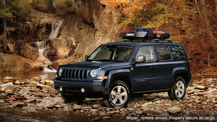 2014 Jeep Patriot #14