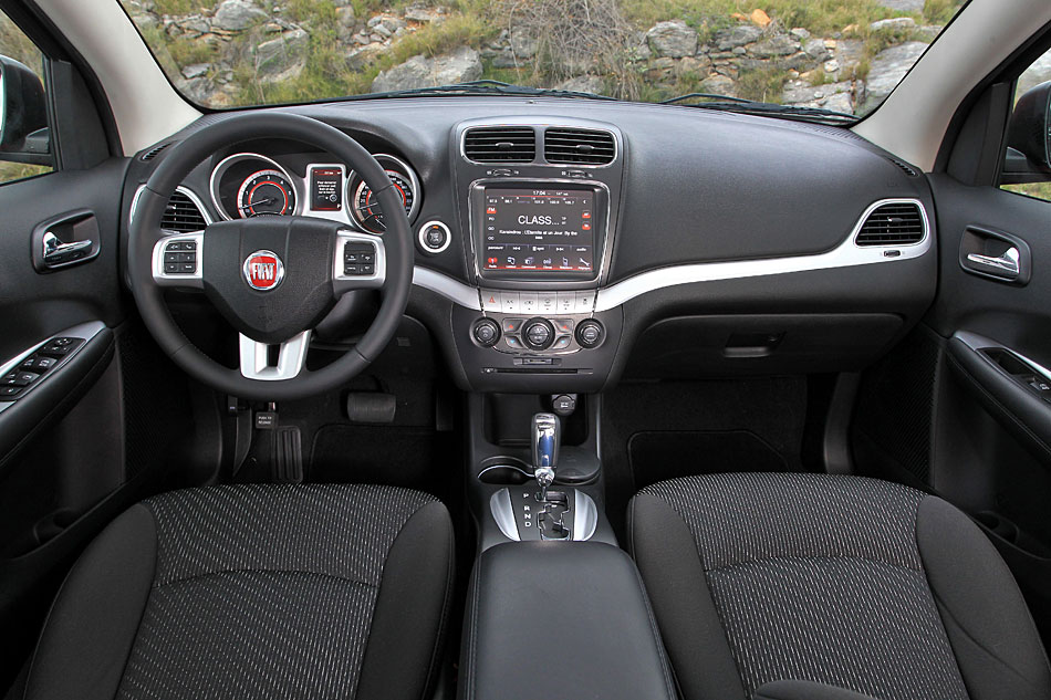 2012 Fiat Freemont Photos Informations Articles Bestcarmag