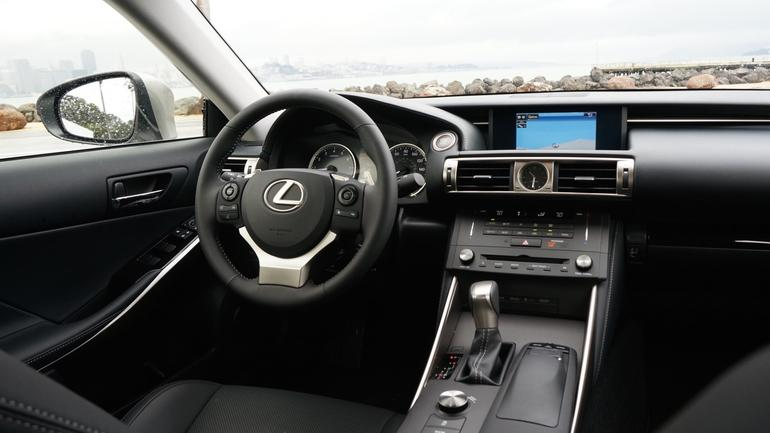 2015 Lexus Is 250 #17