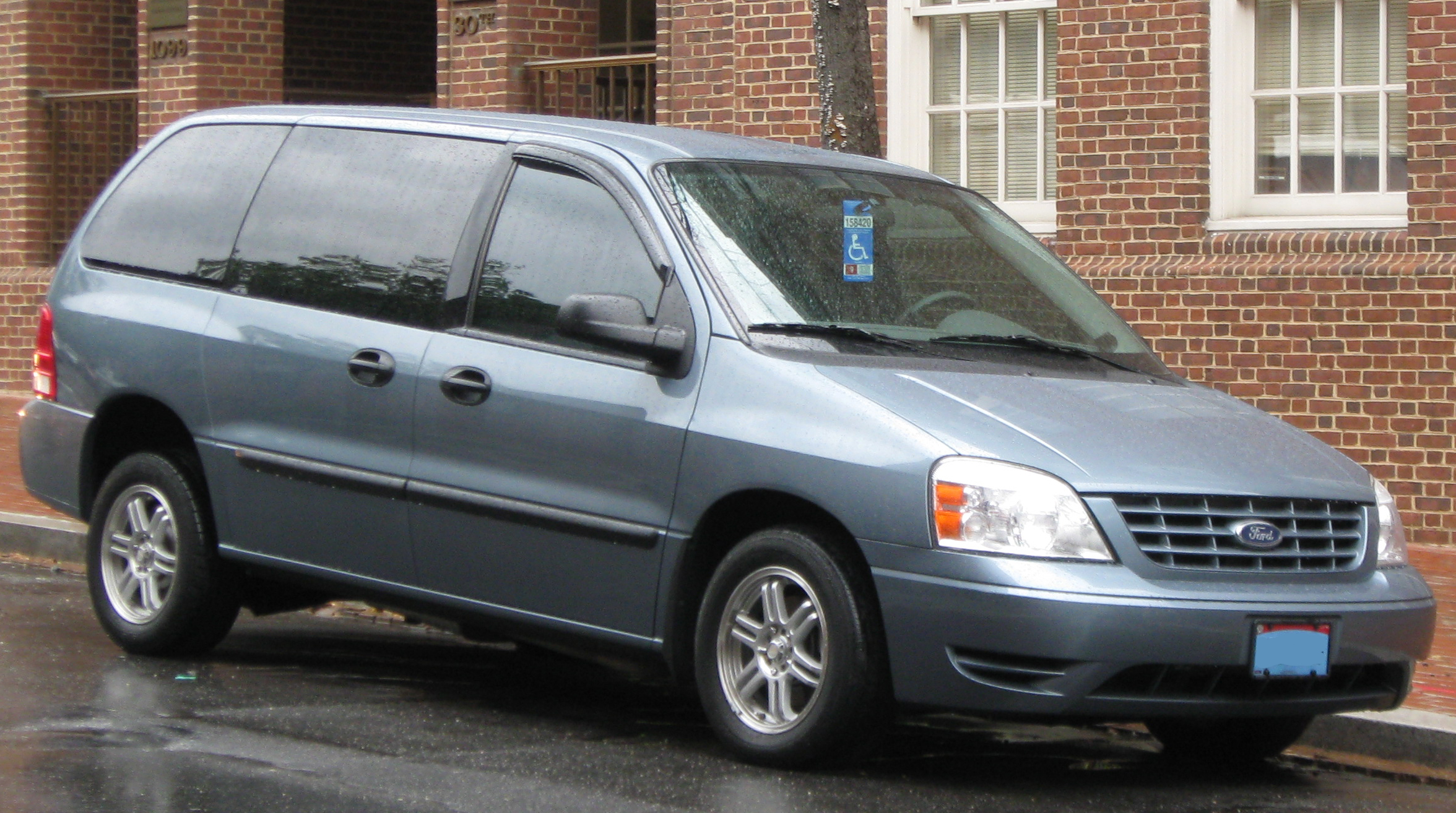 2007 Ford Freestar #13