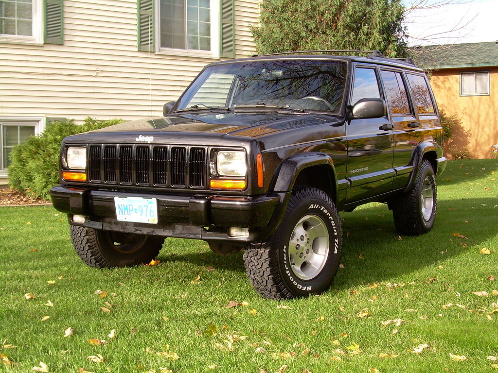 Jeep Grand Cherokee 1995 >> 1999 Jeep Cherokee Photos, Informations, Articles - BestCarMag.com
