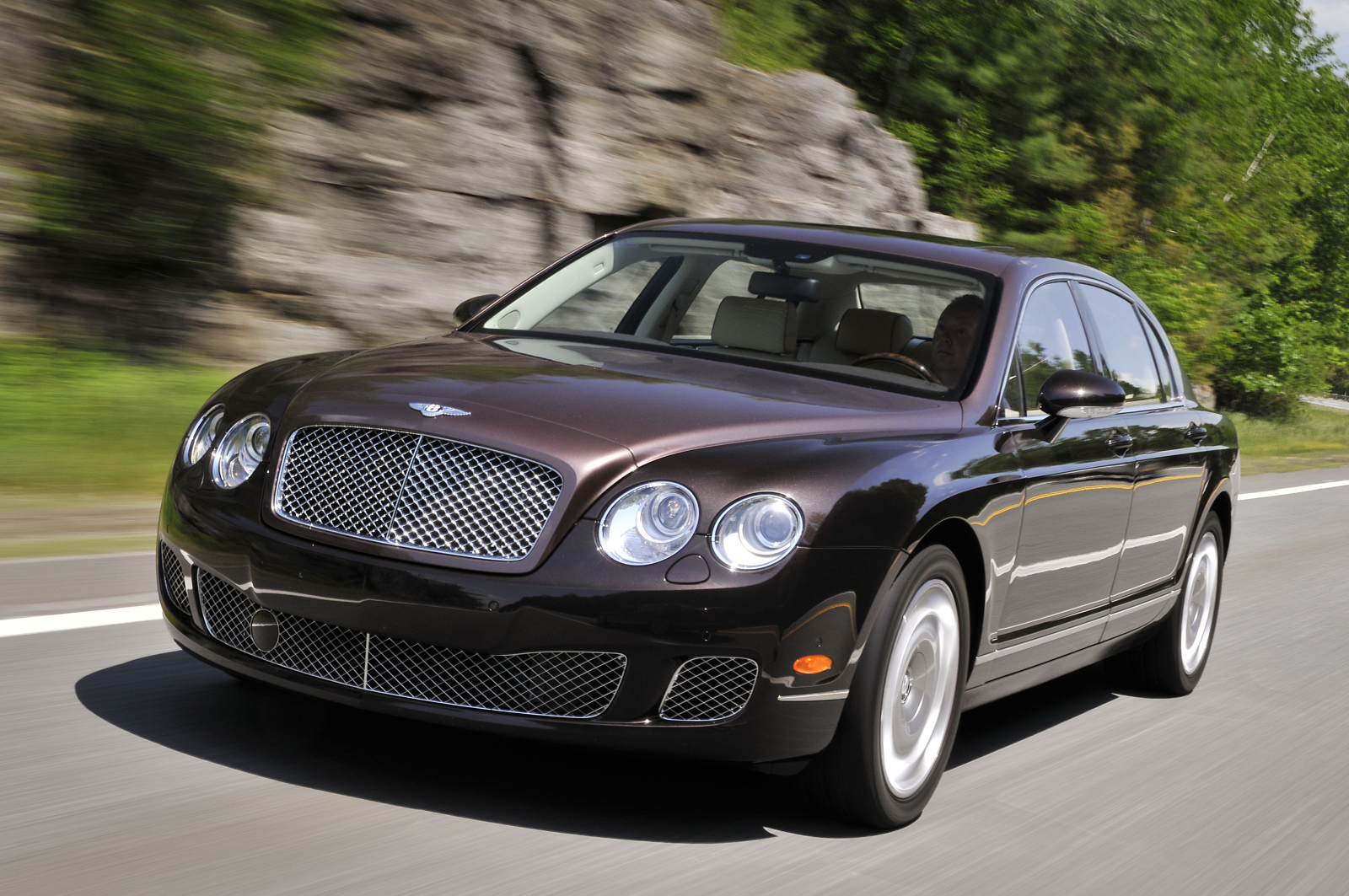 2009 Bentley Continental Flying Spur Speed #9