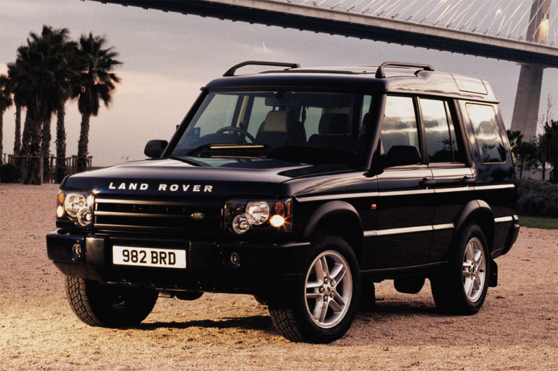 2004 Land Rover Discovery #7
