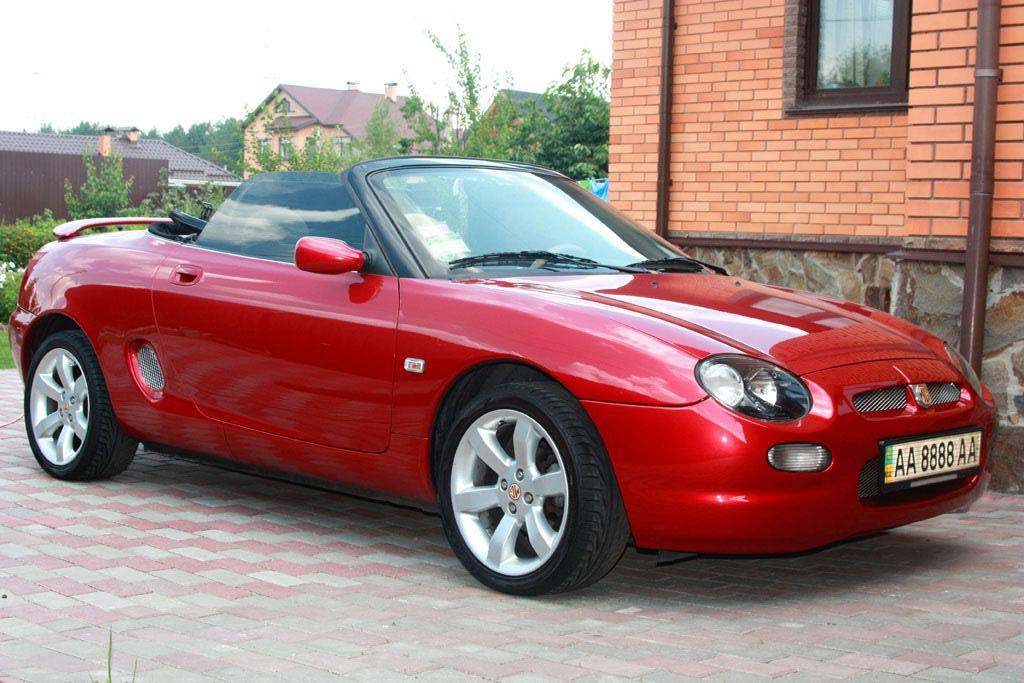 Rover MGF #4