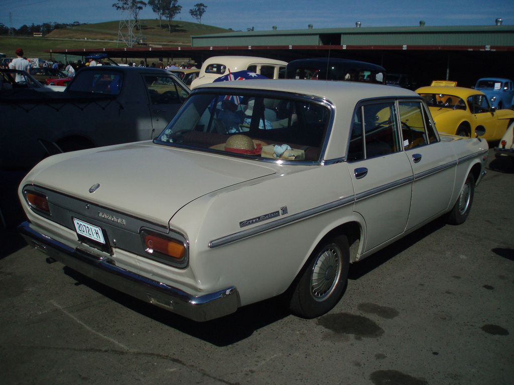 1967 Toyota Crown #2