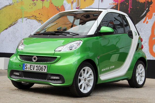 2013 Smart Fortwo #6
