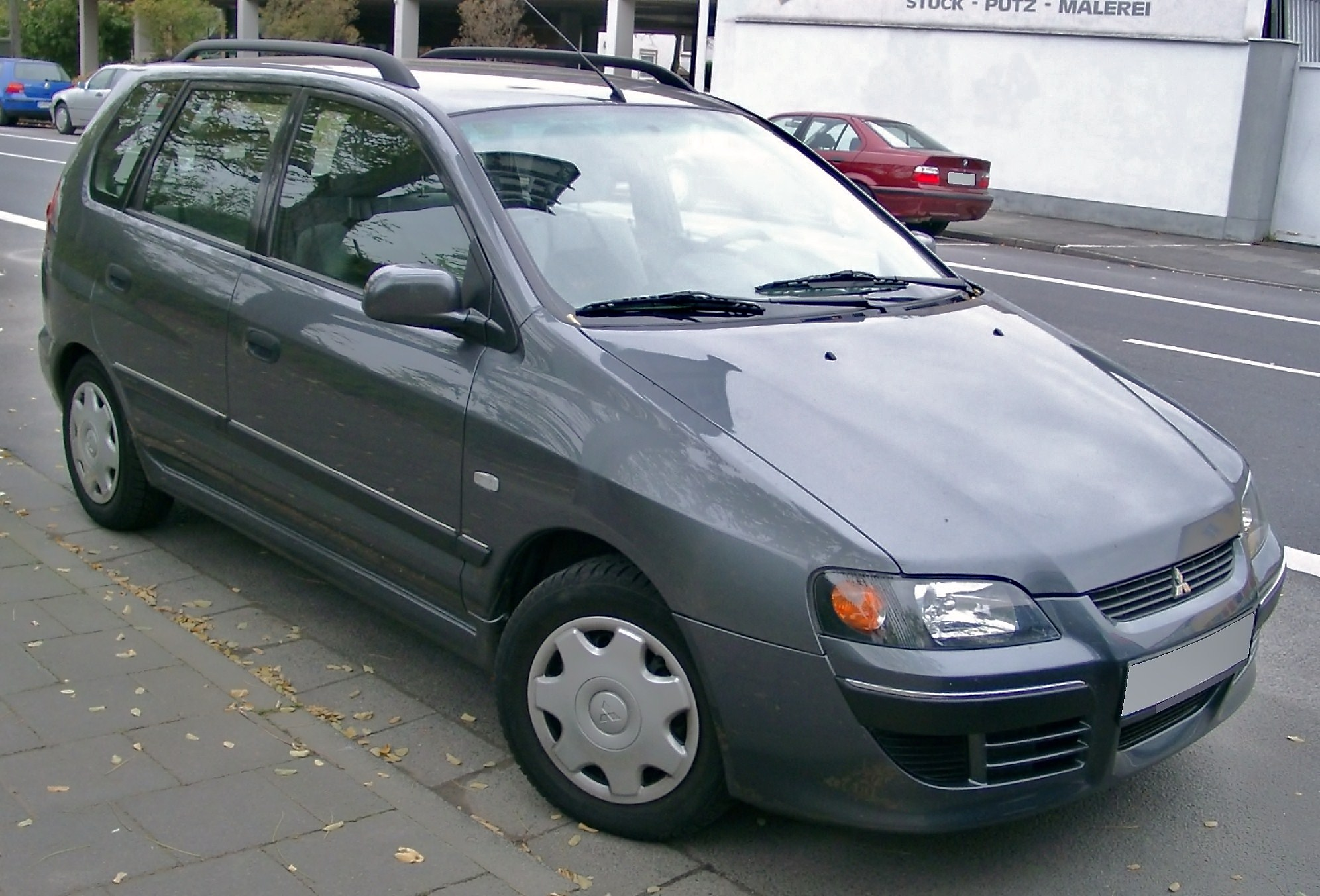 2002 Mitsubishi Space Wagon #11