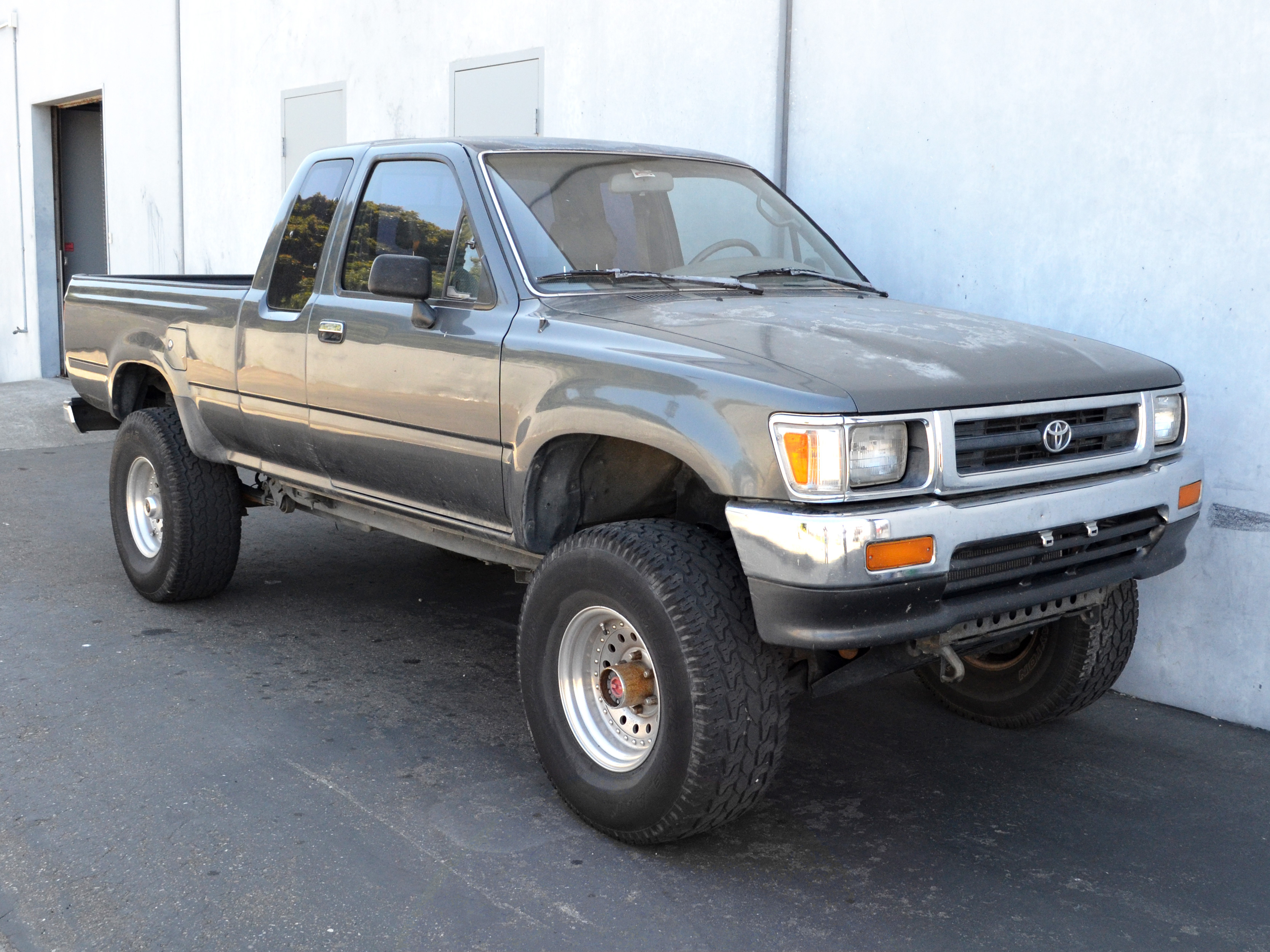Toyota Pickup Photos, Informations, Articles - BestCarMag.com