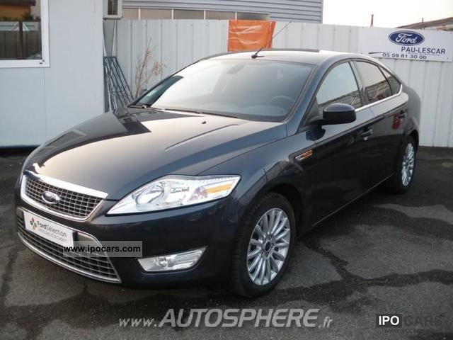 2010 Ford Mondeo #17