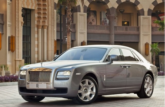 2012 Rolls royce Ghost #9