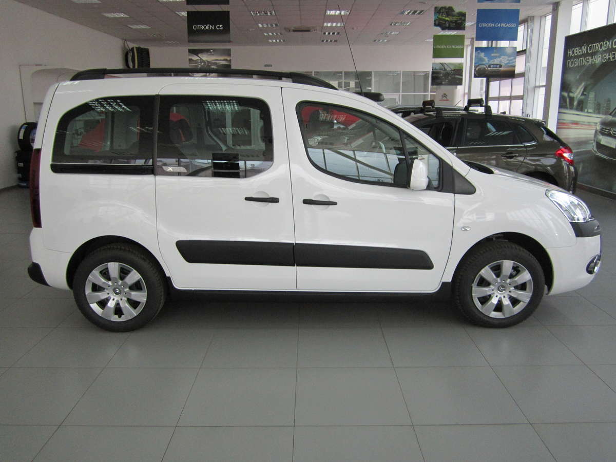 2012 Citroen Berlingo #6