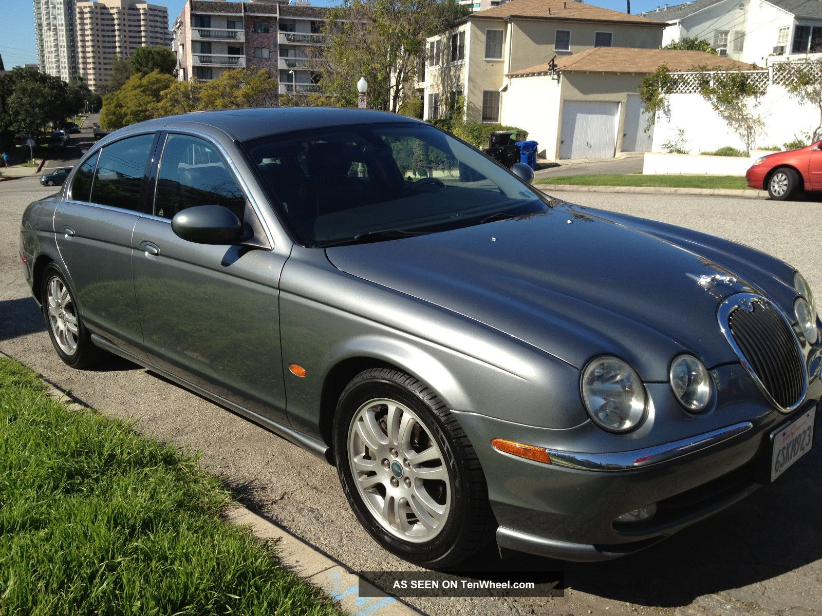 2003 Jaguar S-type #7