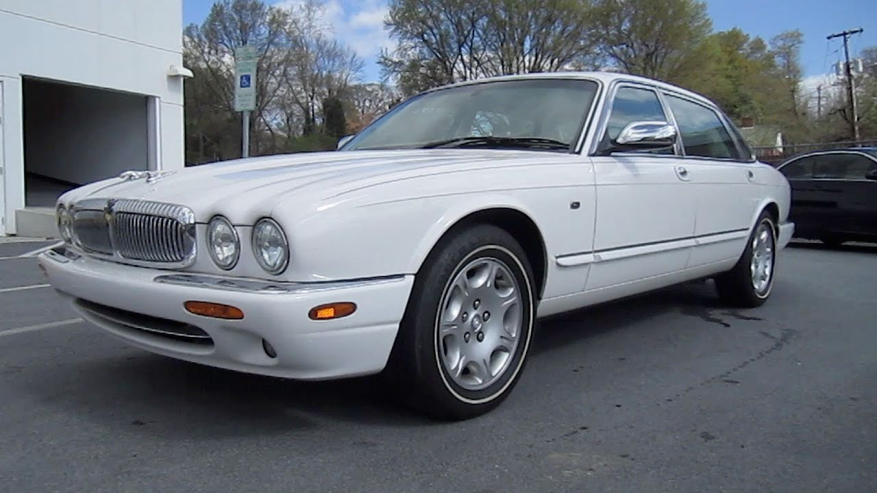 2000 Jaguar Xj-series #14