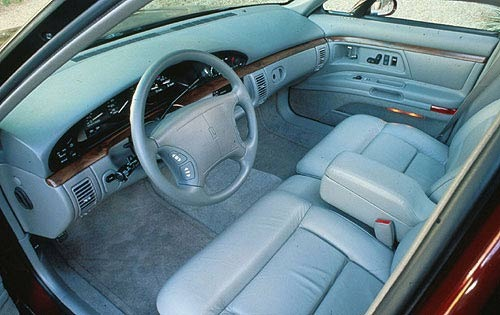 1998 Oldsmobile Regency #9
