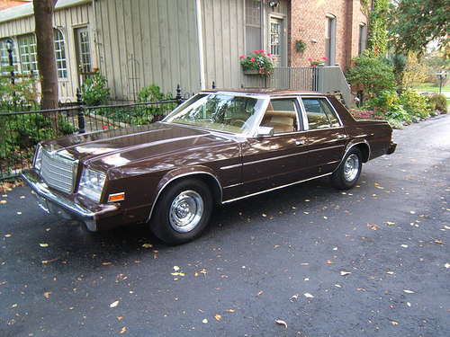 1981 Chrysler Newport #11