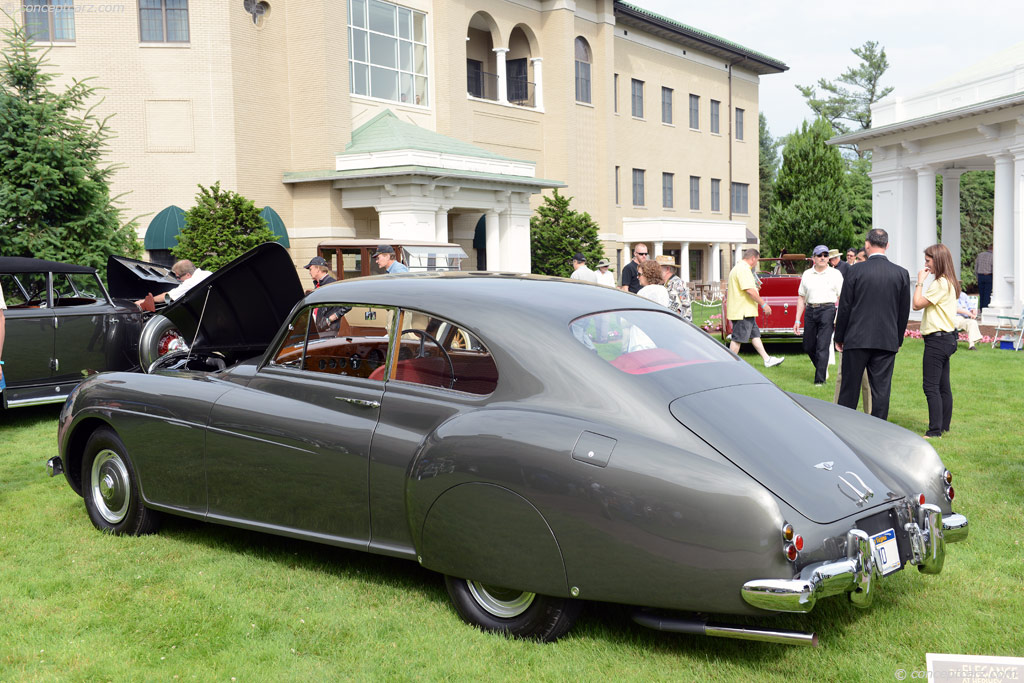 1952 Bentley R Type Continental #14