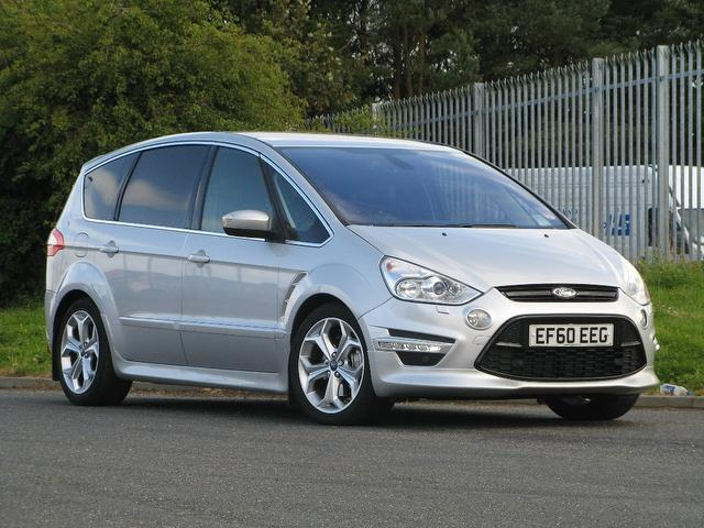 2011 Ford S-Max #4