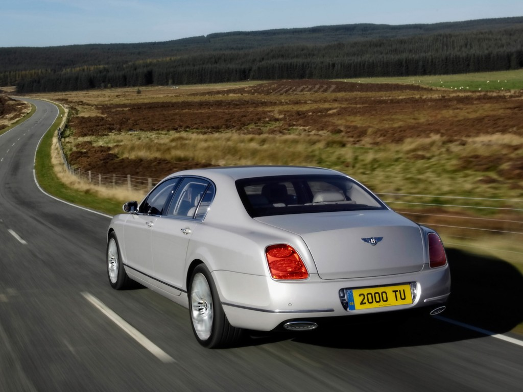 2010 Bentley Continental Flying Spur Speed #16
