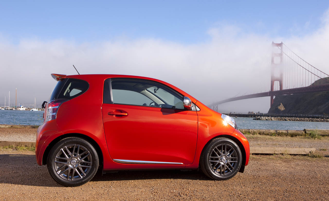 Scion Iq #4