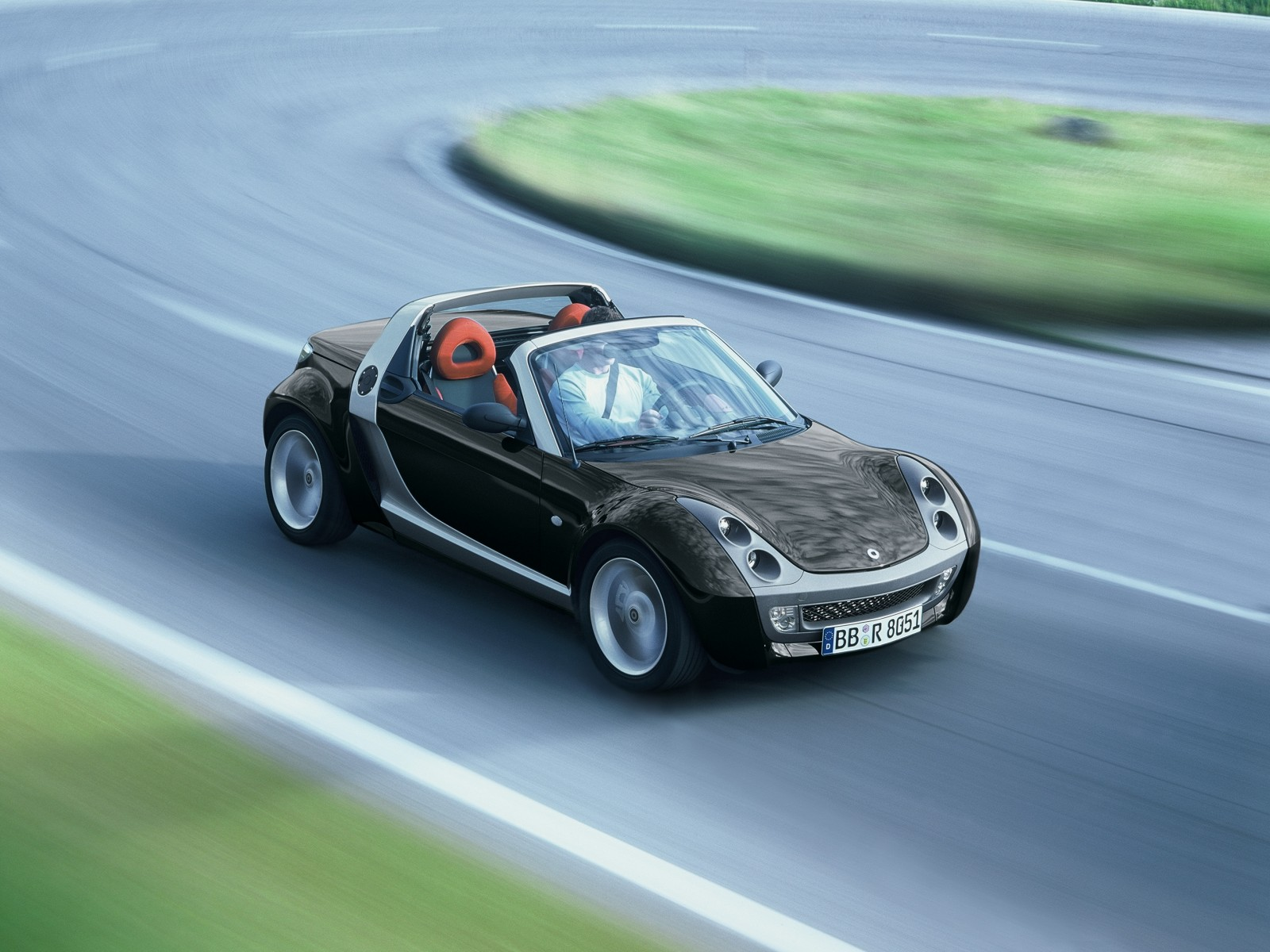 2005 Smart Coupe #8