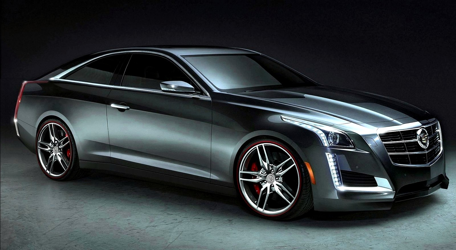2015 Cadillac Cts-v Coupe #1