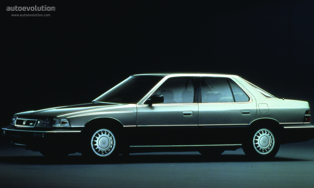 1987 Honda Legend #2