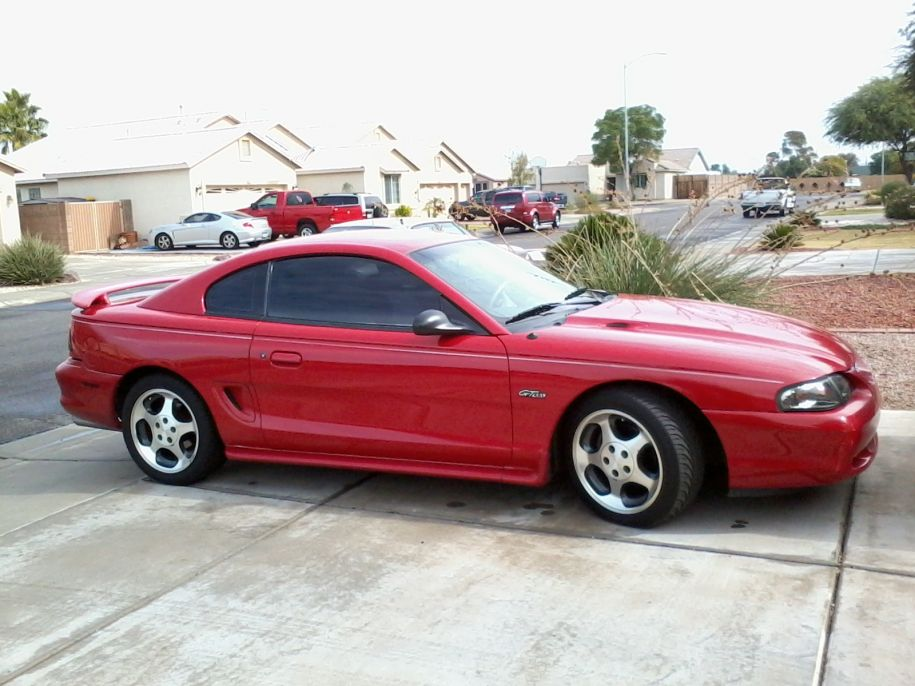 1997 Ford Mustang #11