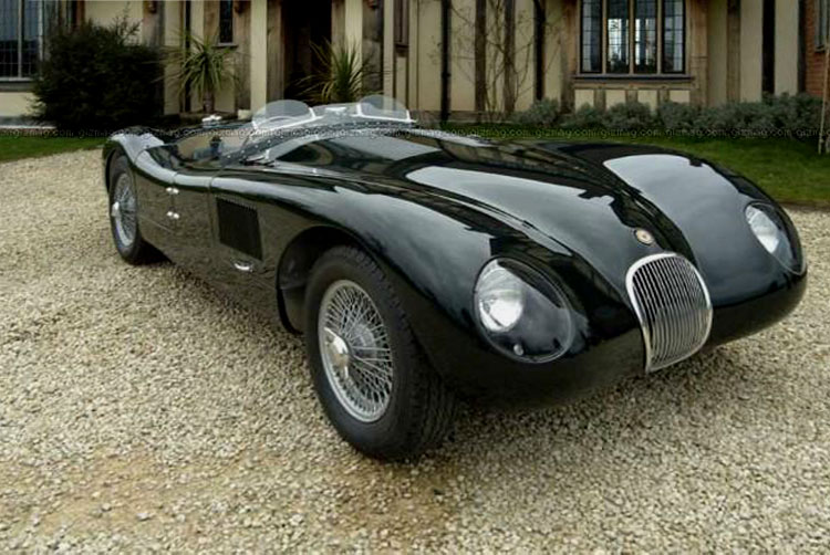 1951 Jaguar C-Type #2