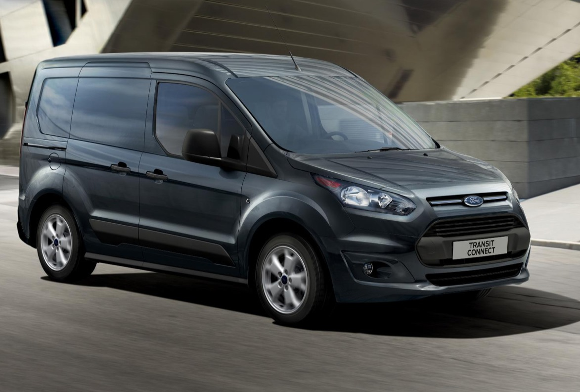 2014 Ford Transit Connect #4