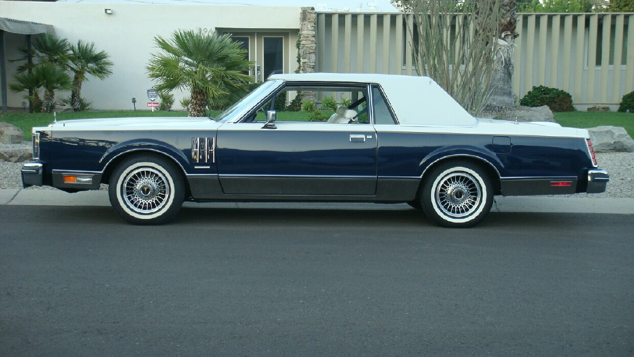 1981 Lincoln Mark Vi Photos Informations Articles Bestcarmag Com