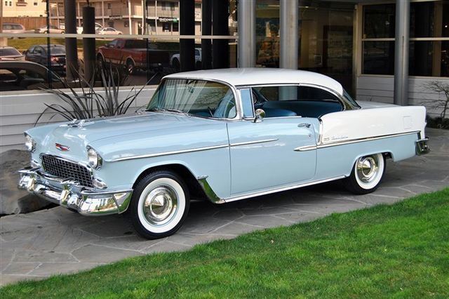 1955 Chevrolet Bel Air #16