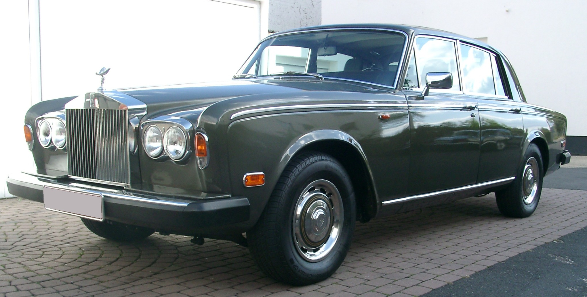1974 Rolls royce Silver Shadow #17