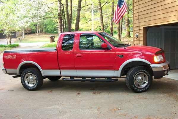 2000 Ford F-150 #2