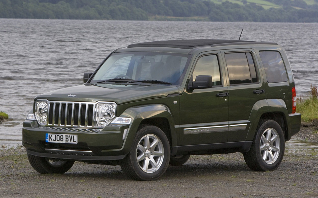 2009 jeep liberty photos informations articles. Black Bedroom Furniture Sets. Home Design Ideas